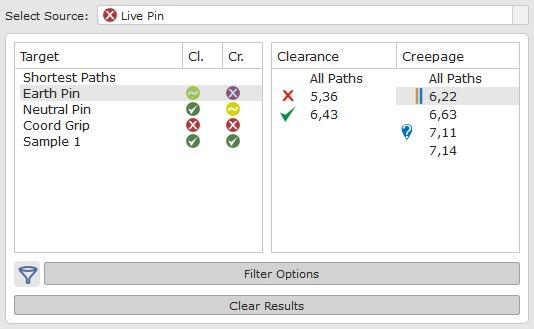 AutoCrear - Automatische 3D Luft- und Kriechstreckenanalyse